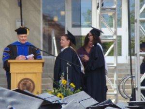 Regis graduation 2011